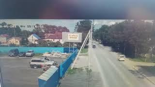 ДТП в Троицком 5 августа