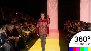Вячеслав Зайцев показал коллекцию на Fashion Week Russia