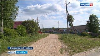 Решили – сделали: в селе Салтакъял центральную дорогу построили своими силами