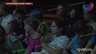 Представители Минприроды республики провели в детском лагере эко-лекцию