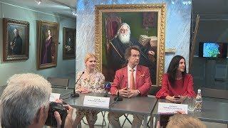 Художник Александр Шилов открыл персональную выставку в Волгограде
