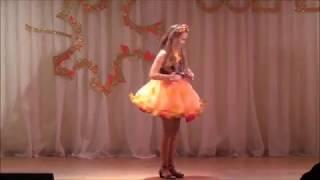 В Ялуторовске выбрали «Мисс Осень»
