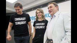 Тандем Гудкова и Собчак. Сможет ли «Партия перемен» получить места в Думе