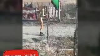 Мужчина обгорел во время пала под Уссурийском