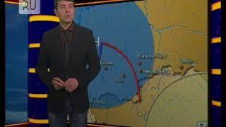 Прогноз погоды с Алексеем Старцевым на 9 июня