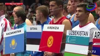 В Грозном стартовал турнир по боксу