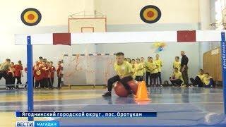 Противогазы и оружие – в детском доме провели соревнования
