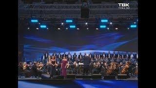 В Красноярске состоялся благотворительный концерт «Хворостовский и друзья: детям»