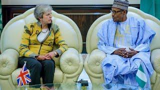 """Мэй: """"Брексит"""" поможет торговле с Африкой"""
