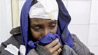 Ливия: 25 нелегальных мигрантов погибли в ДТП