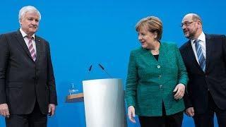 Проект коалиционного договора: как будет работать новое правительство Германии