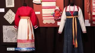 Традиционные русские костюмы представят вологжанам на новой выставке