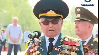 Пензенские кадеты возложили цветы к Вечному огню