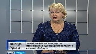 Роспотребнадзор зафиксировал рост заболеваемости ОРВИ – интервью