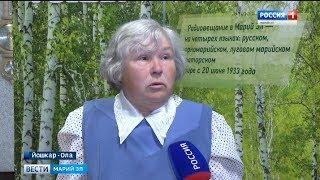 «Сама садик я садила»: Людмила Абрамова сотрудничает с Марийским радио уже 26 лет - Вести Марий Эл
