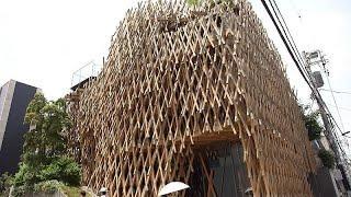 Японские дизайнеры нового поколения делают ставку на дерево и неспешность…