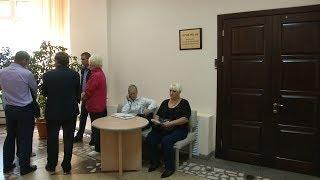 Губернатор края выслушал жалобы ставропольцев на личном приеме