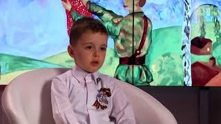 Дети о войне. Илья Бурсов
