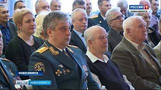 В Новосибирске отметили 100-летие пожарной охраны