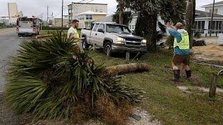 Флорида приходит в себя после разгула стихии