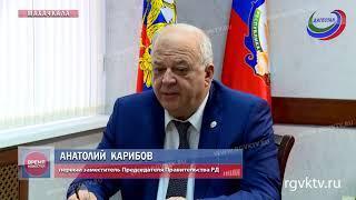 Героев России Магомеда Баачилова и Загида Загидова поздравили с предстоящим Днем героев Отечества