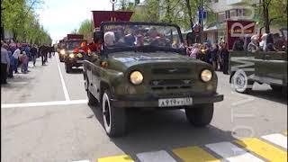 Администрация Саранска приглашает владельцев «УАЗ-469» принять участие в параде Победы