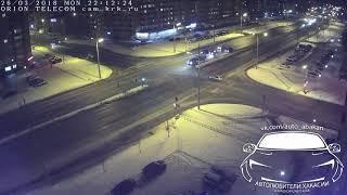 ДТП Абакан, Некрасова - Советская