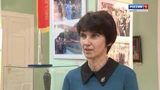 В Костроме открылась выставка, посвященная 100-летию комсомола
