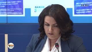 «Народные контролеры» во главе с Анной Кувычко выявили 50 тысяч нарушений в сфере торговли