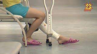 Медики предупреждают — летом риск получить травмы увеличивается.