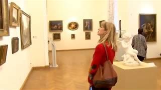 В Радищевском музее открылась необычная выставка