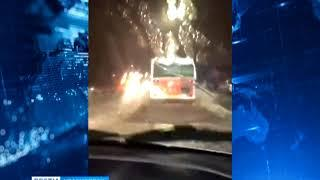 Анонс: Красноярск ощутил на себе последствия дождя