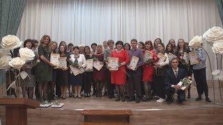 Необычное поздравление с Днем учителя получили педагоги 37 школы г.Ставрополя