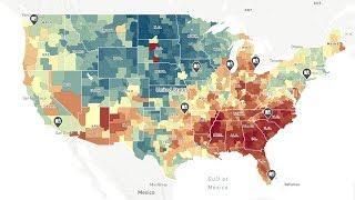 «Атлас возможностей». Что исследователи из США выяснили о влиянии городской среды на будущее детей