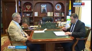 Алексей Орлов останется руководителем Ассоциации «Юг» до конца года