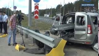 Под Пензой на трассе М5 «Урал» в ДТП погиб мужчина