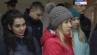 Студенты на экскурсии в СИЗО-1(ГТРК Вятка)