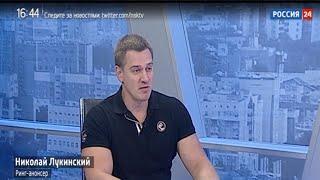Новая лига профессиональных боев в Новосибирске провела первую серию выступлений