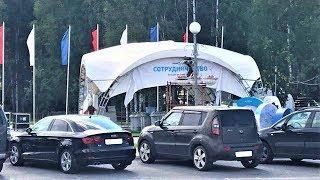Виртуальные прогулки и вечерние шоу - жителям Ханты-Мансийска покажут выгоды «Сотрудничества»
