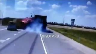 Массовое ДТП со смертью ставропольцев попало на видео