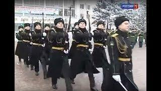 75-я годовщина освобождения Ростова-на-Дону от немецко-фашистских захватчиков