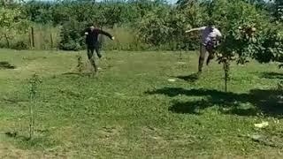 Жители КБР сразились в состязании по «огородному спорту»