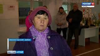 Несколько алтайских сёл остались без автобусного сообщения