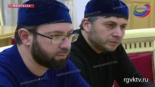 Более 2 млн рублей для семей пострадавших при стрельбе в Кизляре привезла делегация из Ингушетии