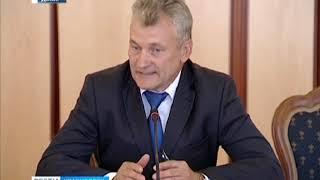 Валерий Никольский избран главой Енисейска