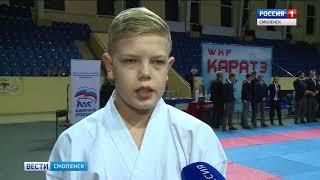 Смоленск принял окружные соревнования единоборцев