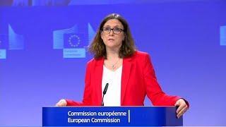 ЕС готовится к торговой войне с США
