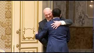 Глава региона Дмитрий Миронов встретился с Президентом Республики Беларусь Александром Лукашенко