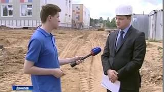 Еще один долгострой будет завершен в этом году: в Данилове появится новый детский сад