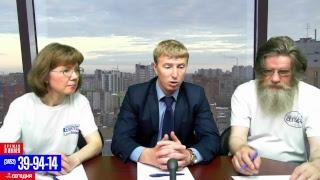 В эфире: Евгений Колунин